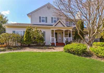 Setauket Single Family Home For Sale: 8 Poet Ln