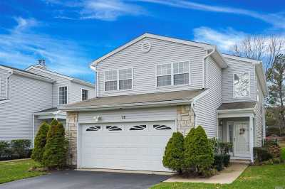 Holbrook Condo/Townhouse For Sale: 28 Colony Dr
