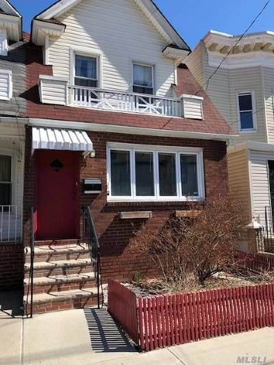 Woodhaven Multi Family Home For Sale: 90-13 84th St