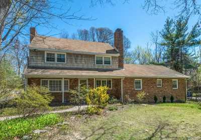 Setauket Single Family Home For Sale: 15 Thompson Hay Path