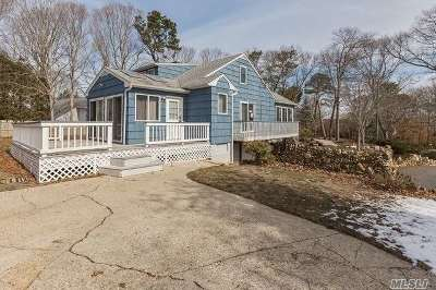 Hampton Bays Single Family Home For Sale: 26 W Tiana Rd