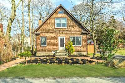 Sound Beach Single Family Home For Sale: 45 Eastport Dr