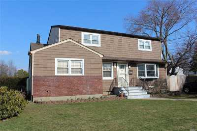 Hicksville Single Family Home For Sale: 2 Lawn Pl