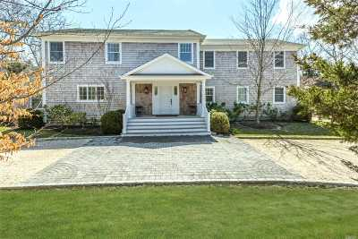 East Hampton Single Family Home For Sale: 46 Winding Way
