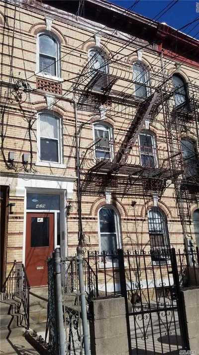 Brooklyn Multi Family Home For Sale: 429 New Jersey Ave