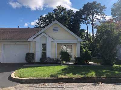 Ridge Condo/Townhouse For Sale: 24 Douglaston Ct