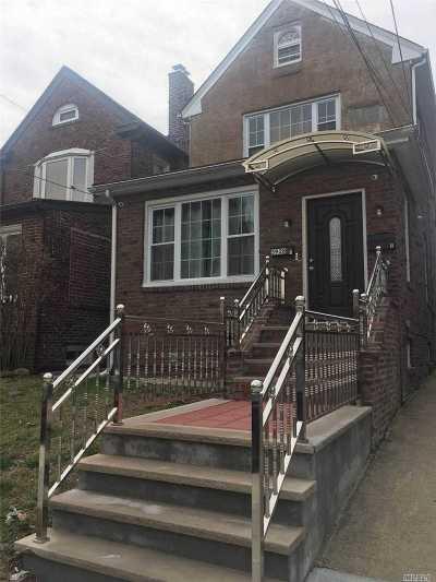 Flushing Multi Family Home For Sale: 59-38 163rd St