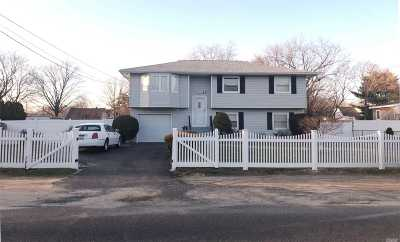 Bay Shore Single Family Home For Sale: 25 Wisconsin Ave