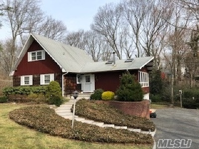 Smithtown Single Family Home For Sale: 15 Belmont Dr