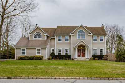 Setauket Single Family Home For Sale: 25 Varsity Blvd