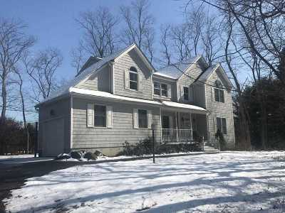 Cutchogue Single Family Home For Sale