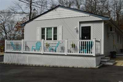 Farmingville Single Family Home For Sale: 8 Glenwood Pl