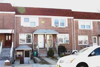 Flushing Single Family Home For Sale: 43-32a 195 St