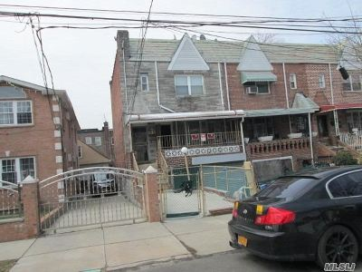 Multi Family Home For Sale: 24-10 97th St