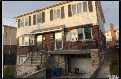 Whitestone NY Single Family Home For Sale: $888,000