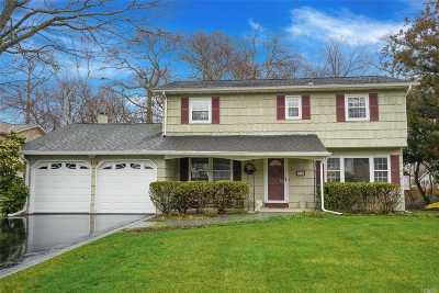 Oakdale Single Family Home For Sale: 115 Van Bomel Blvd