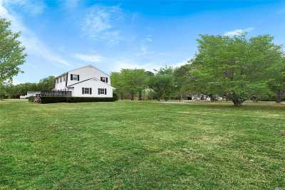 Sagaponack Single Family Home For Sale: 101 Hedges Ln