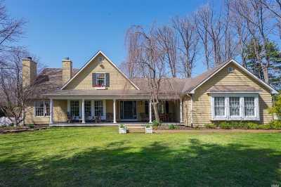 Setauket Single Family Home For Sale: 8 White Pine Ln
