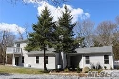Hampton Bays Single Family Home For Sale: 1 Dogwood Rd
