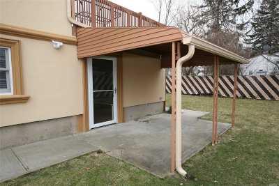 Lindenhurst Rental For Rent: 209 N Hamilton Ave