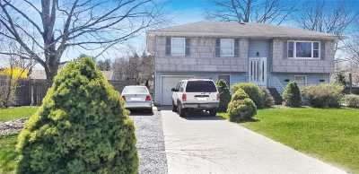 Bay Shore Single Family Home For Sale: 16 Berrywood Ct