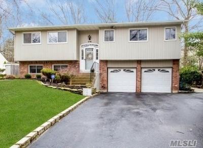 Smithtown Single Family Home For Sale: 14 Harding St