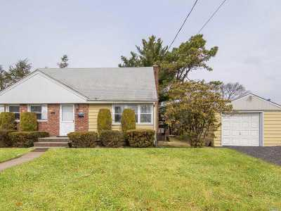 East Meadow Single Family Home For Sale: 391 Elmore Ave