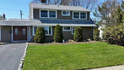 Hicksville Single Family Home For Sale: 104 Brittle Ln