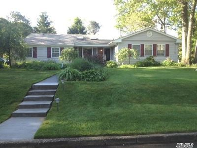 Coram Single Family Home For Sale: 2 Hyde Ln