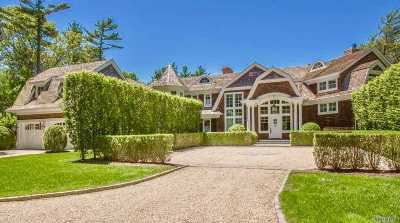 East Hampton Single Family Home For Sale: 94 Bull Path