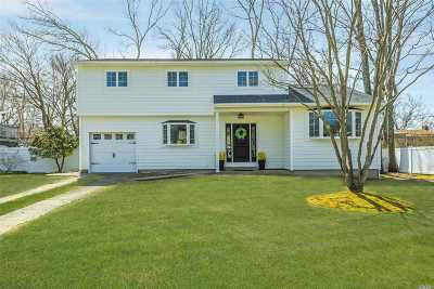 Smithtown Single Family Home For Sale: 8 Mike Ln