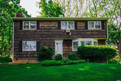 E. Setauket Single Family Home For Sale: 16 Brewster Ln