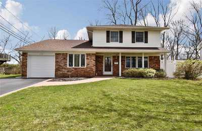 Smithtown Single Family Home For Sale: 123 S Fifty Acre Rd