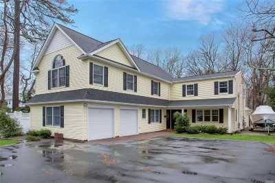 Bohemia Single Family Home For Sale: 1360 Walnut Ave