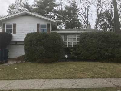 Jericho Single Family Home For Sale: 51 Friendly Ln