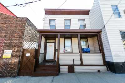 Long Island City Single Family Home For Sale: 33-45 9th St