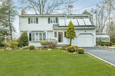 Greenlawn Single Family Home For Sale: 27 Bowdon Rd
