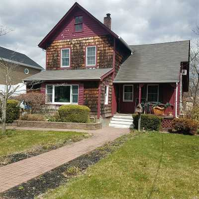 Islip Single Family Home For Sale: 87 Union Ave