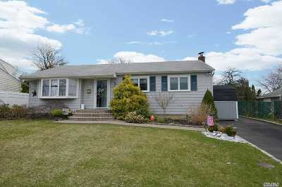 Westbury Single Family Home For Sale: 38 Mindy Ln