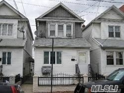 Ozone Park Multi Family Home For Sale: 102-15 95th Ave
