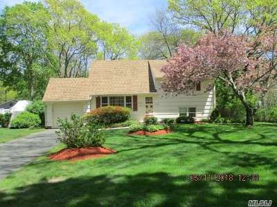 Patchogue Single Family Home For Sale: 263 Swan Lake Dr