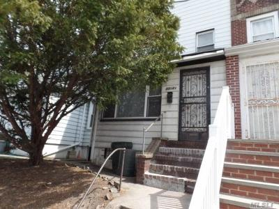 Woodside Single Family Home For Sale: 50-49 47th St