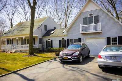 Miller Place Single Family Home For Sale: 92 Hunter Ave