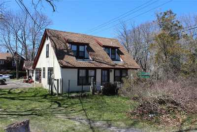 Hampton Bays Single Family Home For Sale: 44 Shinnecock Rd