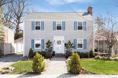 Westbury NY Single Family Home For Sale: $495,000