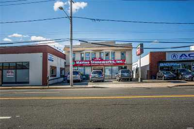 Valley Stream Commercial For Sale: 440 W. Merrick Rd