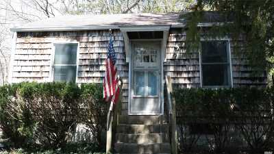 Smithtown Single Family Home For Sale: 765 Meadow Rd