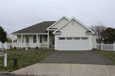 Holtsville Single Family Home For Sale: 5 Greenbriar Ct