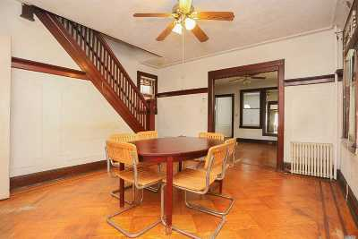 Jackson Heights Single Family Home For Sale: 35-23 91st St