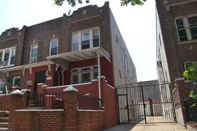 Jackson Heights Multi Family Home For Sale: 79-08 32nd Ave